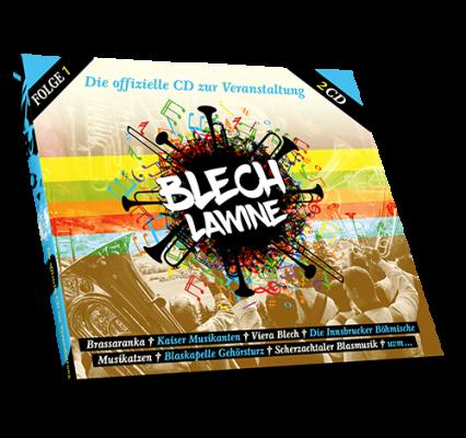 Blechlawine CD - Folge 1